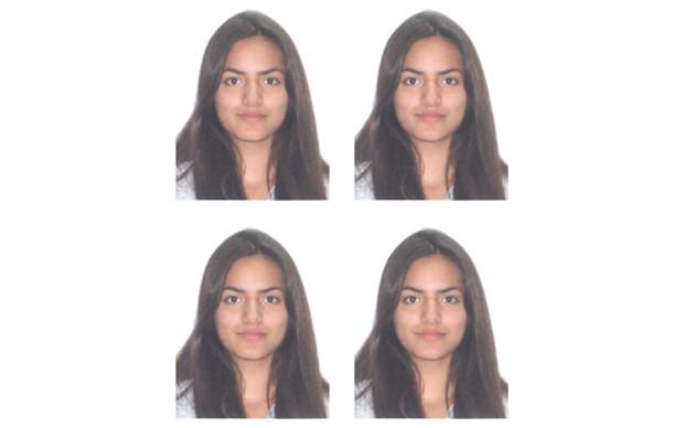 Эксперимент The Village: Как фотографируют на паспорт. Изображение №8.
