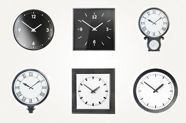 «Студия Лебедева» разработала дизайн городских часов. Изображение № 1.