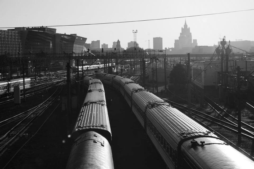 Камера наблюдения: Москва глазами Виктории Ивлевой. Изображение №22.