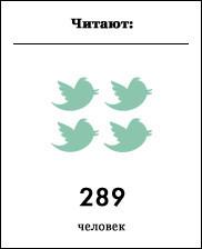 Меньше слов, больше дела: Твитеры петербургских чиновников. Изображение № 83.