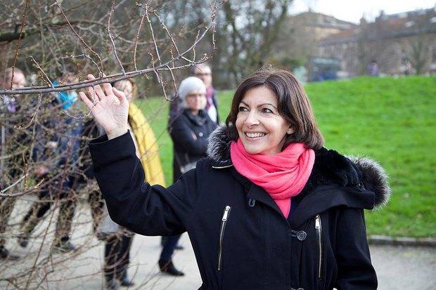 Как АннаИдальго стала первой женщиной на посту мэра Парижа. Изображение № 2.