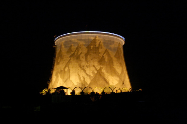 Идеи для города: Парк развлечений в атомной станции. Изображение № 7.