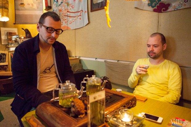 Любимое место: Алексей Мунипов о «Чайной высоте». Изображение № 4.