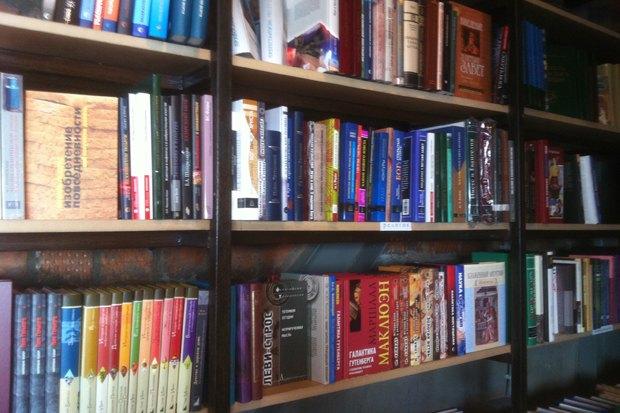 На Artplay открылся книжный магазин Kaspar Hauser. Изображение № 1.