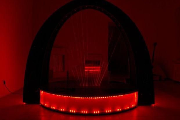 Зал лазеров Музея оптики. Изображение № 4.