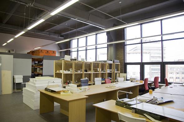 Изображение 38. Новое Место: Британская высшая школа дизайна.. Изображение № 37.