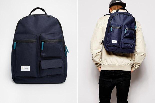 Где купить мужской рюкзак: 9 вариантов от 340 до 7 900 рублей. Изображение № 9.