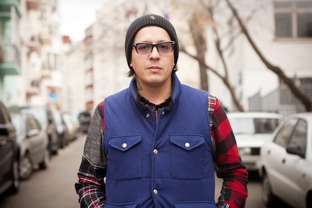 Внешний вид: Дмитрий Оскес, куратор исоорганизатор Faces&Laces. Изображение № 7.