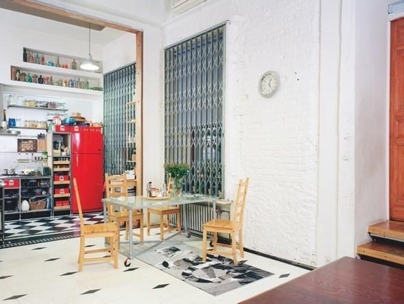 Изображение 2. В магазине Mood Swings появились обои с изображением московских квартир.. Изображение № 2.