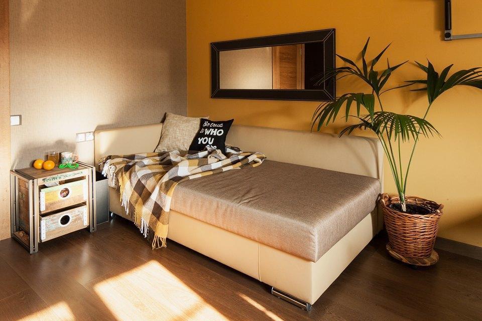 Трёхкомнатная квартира вскандинавском стиле. Изображение № 15.
