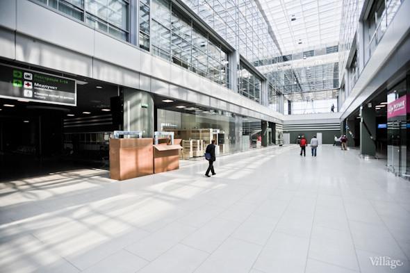 Фоторепортаж: Новый терминал аэропорта Киев — за день до открытия. Зображення № 15.