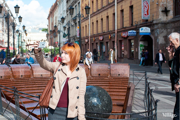 Эксперимент The Village: Самые популярные места для фотографий из Петербурга. Изображение № 46.