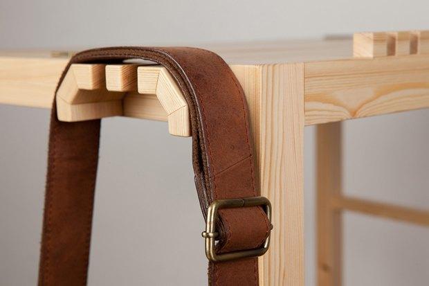 Cделано из дерева: 7мебельных мастерских вПетербурге. Изображение № 19.