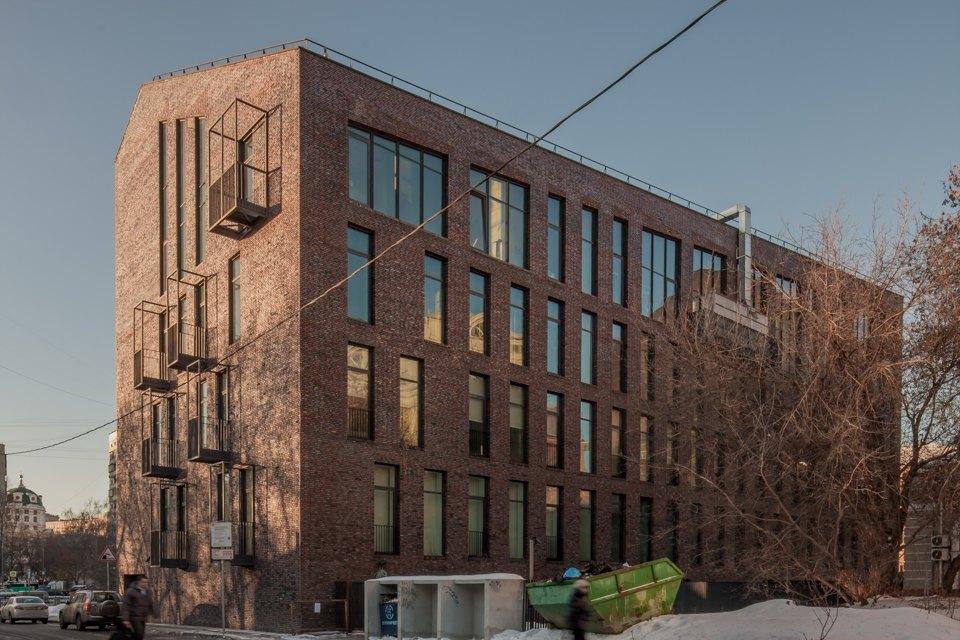 Нелужковский стиль: 5 удачных современных зданий вцентре Москвы. Изображение № 34.