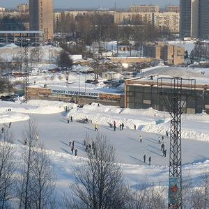 Лёд тронулся: Открытые катки в Петербурге . Изображение № 6.