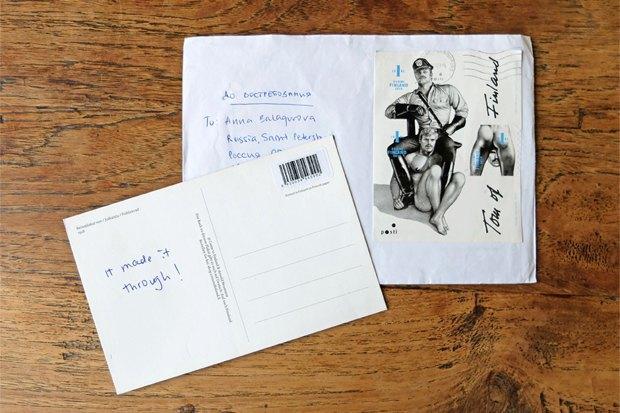 Дойдетли открытка сфинской гомоэротикой доПетербурга. Изображение № 4.