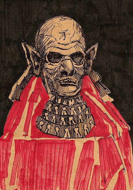 Клуб рисовальщиков: Выставка «Самураи. 47ронинов». Изображение № 9.