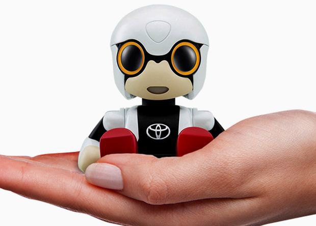 Развитие Android, робот от Toyota и эмиграция IT-студентов. Изображение № 5.