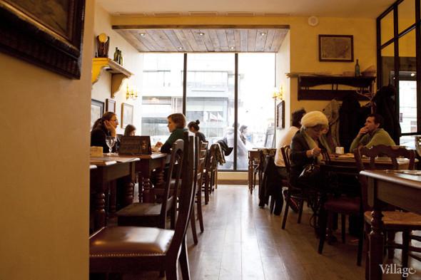 Новое место: кафе и пекарня Paul. Изображение № 15.