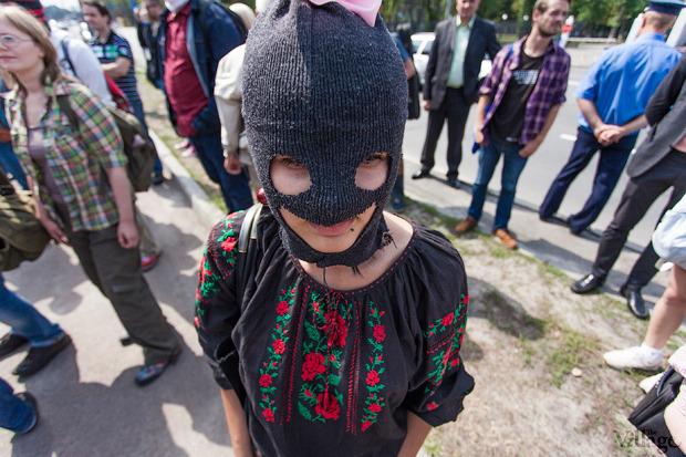 Женский день: Как поддержали Pussy Riot в Киеве. Зображення № 9.