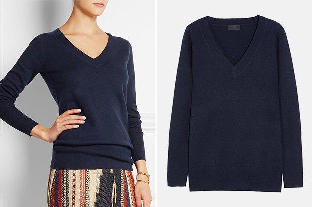 25 тёплых икрасивых женских свитеров. Изображение № 6.