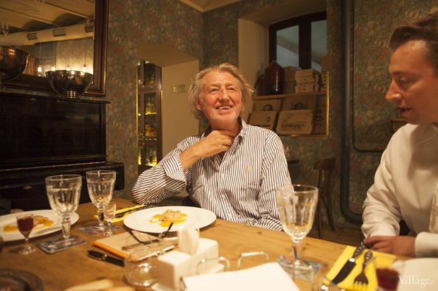 Интервью: Пьер Ганьер о простой еде и своём московском ресторане. Изображение №2.