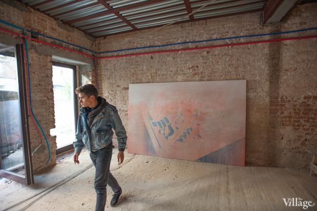 В кочующей галерее открылась выставка Кадана и Наконечной. Зображення № 11.