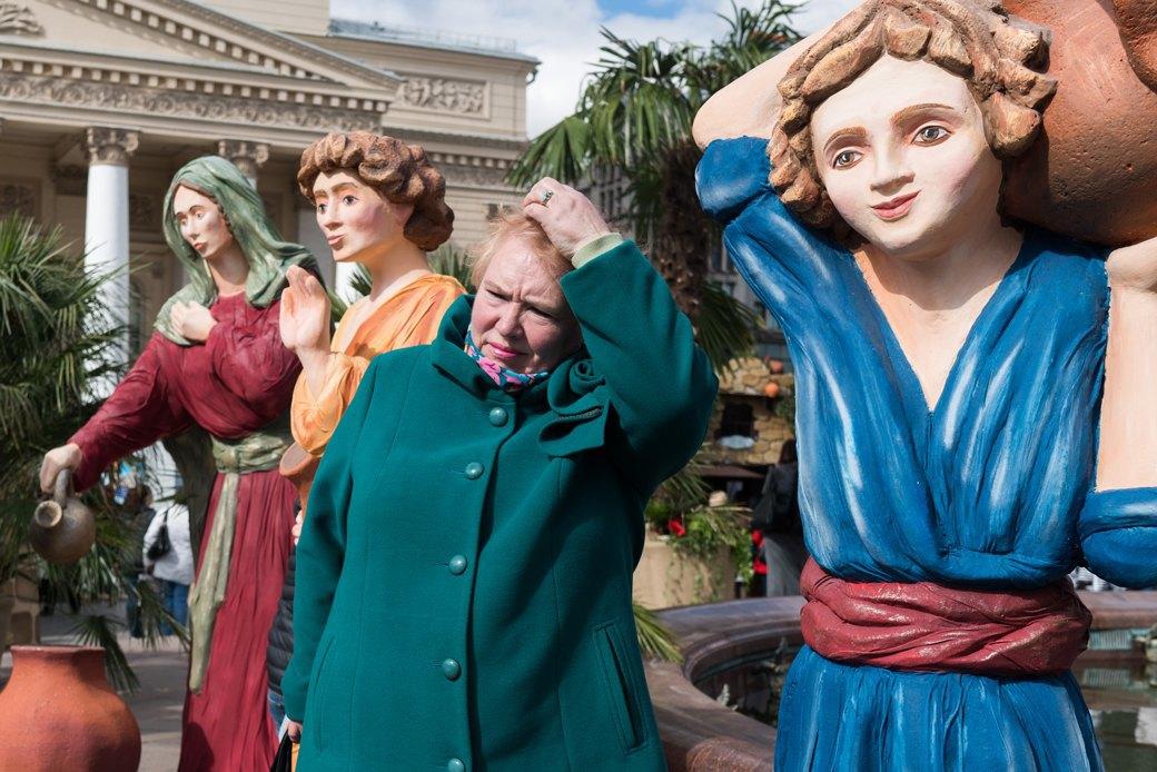 «Больше всего понравился ослик»: Москвичи — остранных объектах нагородских улицах. Изображение № 9.