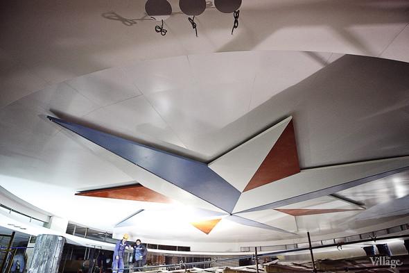 Фоторепортаж: Станция метро «Адмиралтейская» изнутри. Изображение № 31.