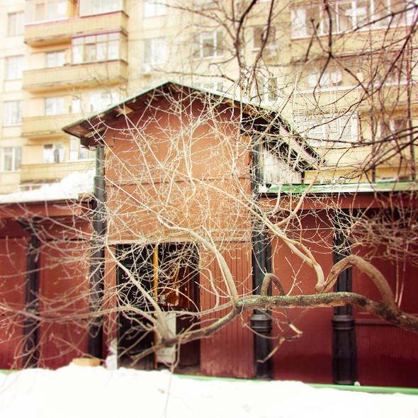 В зоне риска: Трамвайная остановка «Красностуденческий проезд». Изображение № 14.