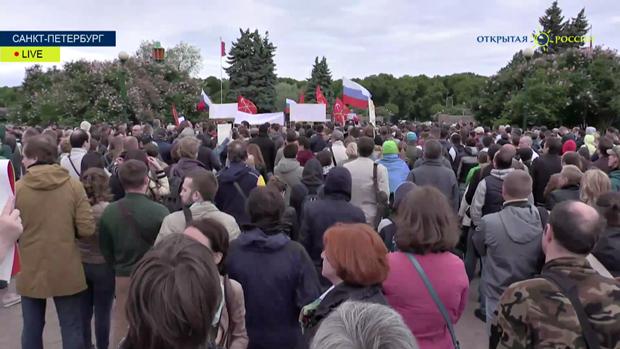 Митинг против моста имени Ахмата Кадырова. Изображение № 3.