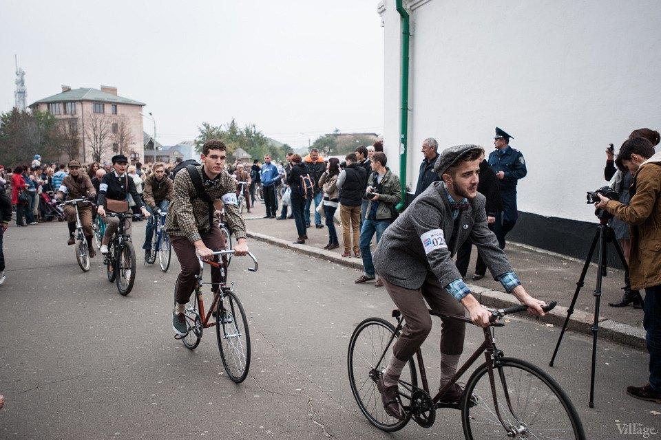 Second Time: В Киеве прошёл второй велокруиз в стиле ретро. Изображение № 19.