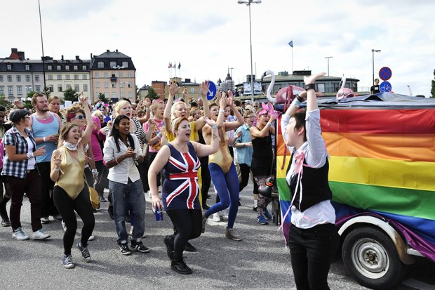Иностранный опыт: Как геи работают в шведской полиции. Изображение № 10.