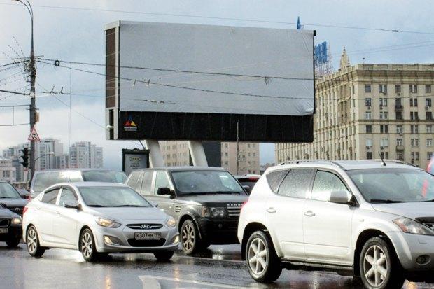 Со щитом иль на щите: Как делят рынок наружной рекламы вМоскве. Изображение № 2.