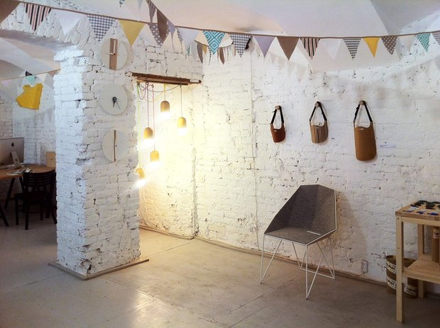 В «Тайге» открылся магазин российского предметного дизайна. Изображение № 3.
