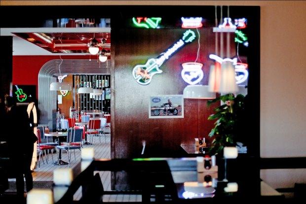 «Две палочки» открывают второе кафе в американском стиле. Изображение № 3.