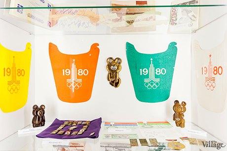 В «Олимпийском» начал работу музей истории стадиона. Зображення № 10.