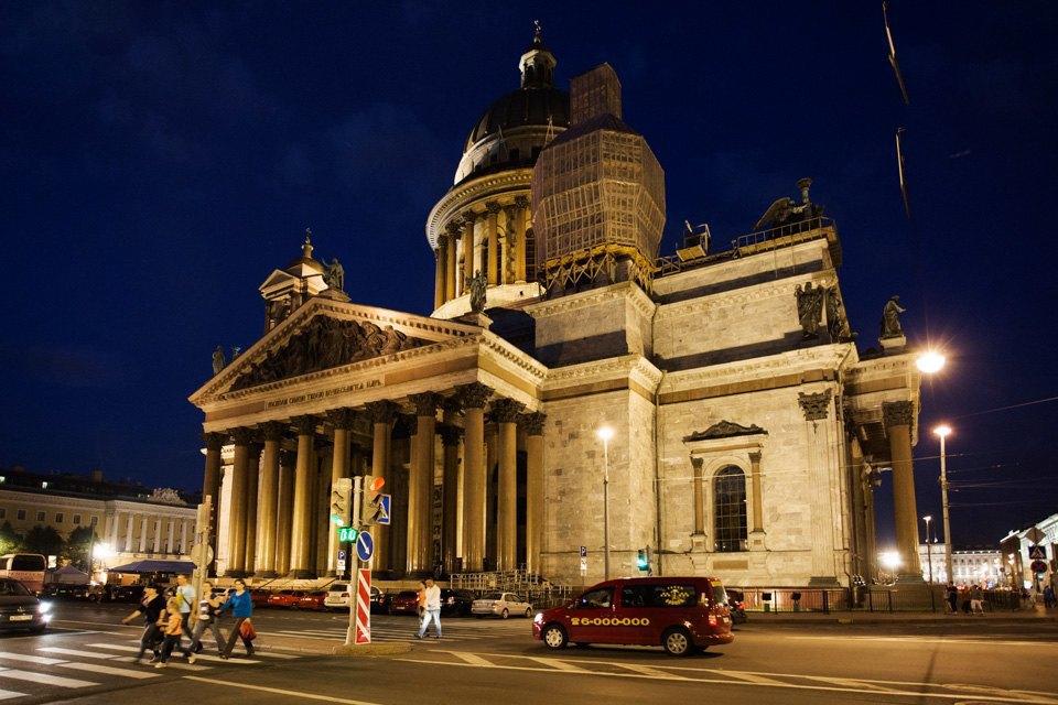 Как уличное освещение может изменить город. Изображение № 7.