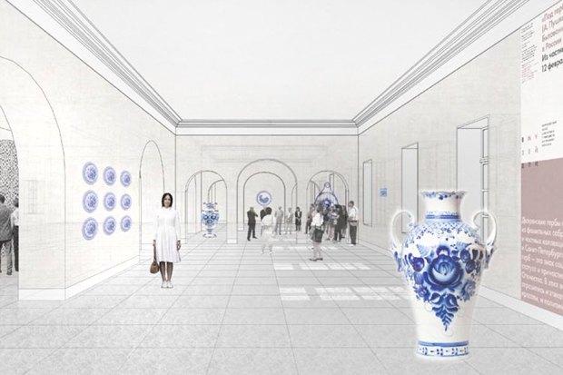Музею декоративно-прикладного искусства утвердили концепцию развития. Изображение № 1.