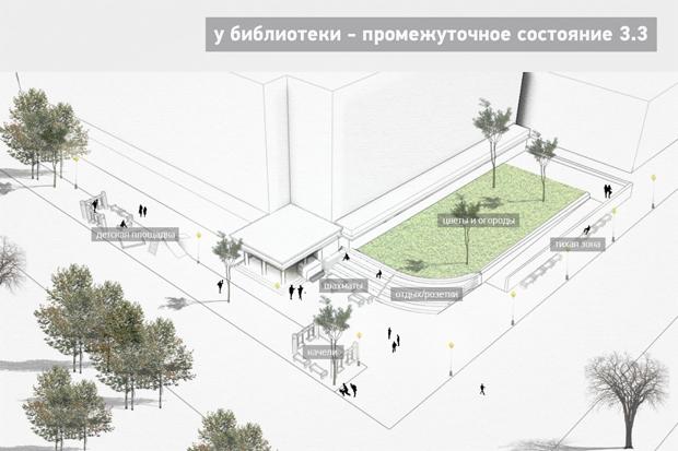 Перестройка: Проект библиотеки № 3 Петроградского района. Изображение № 9.
