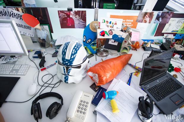 Офис недели (Киев): Leo Burnett. Изображение № 29.
