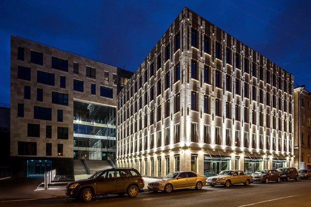 Строиться по одному: 12удачных примеров современной петербургской архитектуры. Изображение № 42.