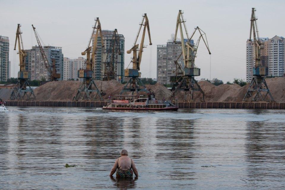Камера наблюдения: Москва глазами Сергея Савостьянова. Изображение №20.