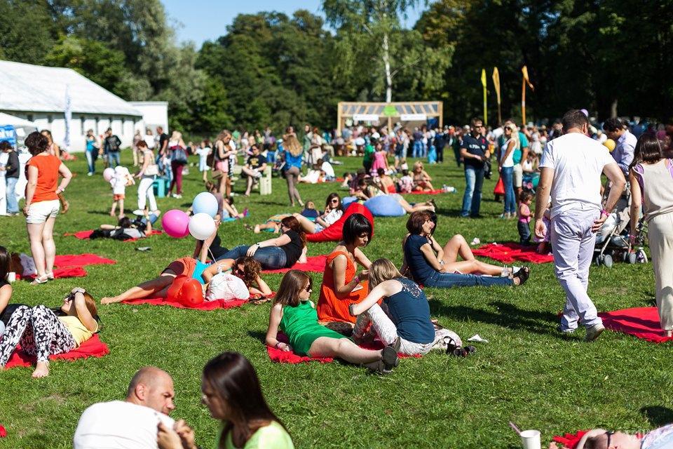 Люди в городе: Посетители фестиваля «О да! Еда!». Изображение № 13.