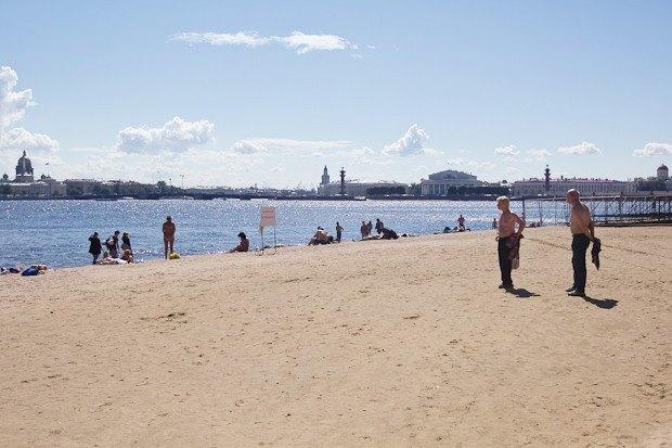 13 пляжей в городе иназаливе. Изображение № 9.