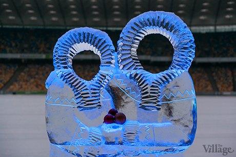 В «Олимпийском» откроют выставку ледяных скульптур. Зображення № 5.