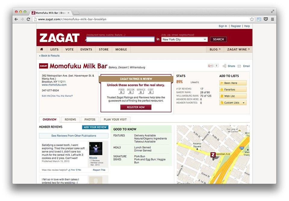 Иностранный опыт: Как Michelin и Zagat выбирают лучшие рестораны. Изображение № 18.