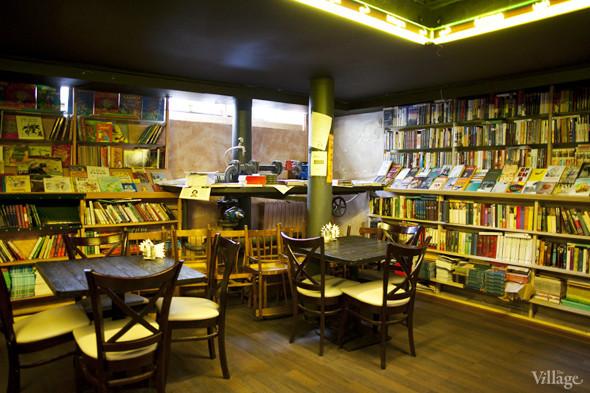 После прочтения съесть: 5 кафе при магазинах. Изображение № 27.