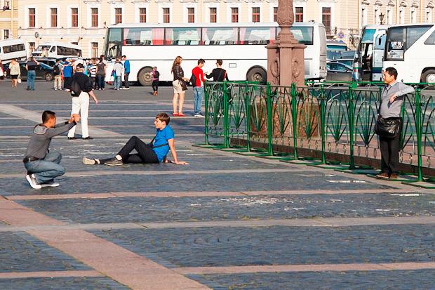 Эксперимент The Village: Самые популярные места для фотографий из Петербурга. Изображение № 54.