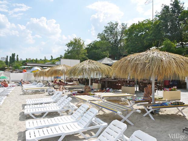 На песке: 5 пляжных клубов Одессы. Зображення № 52.